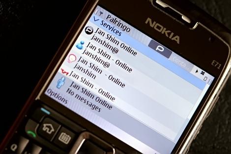 ebuddy mobile nokia e71
