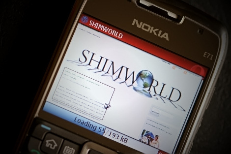 NOKIA E71 IT'S EVERYTHING AND MORE – shimworld