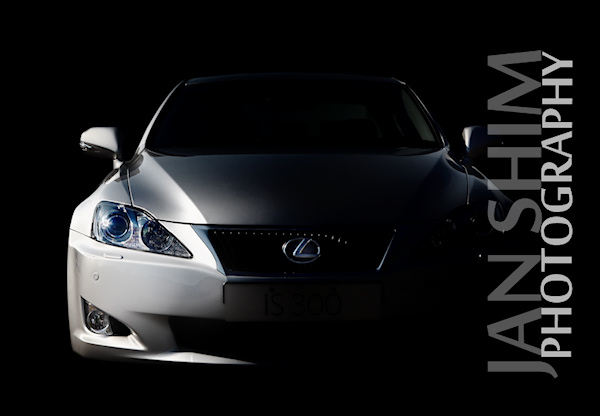 LEXUS IS 300 Commercial Stills