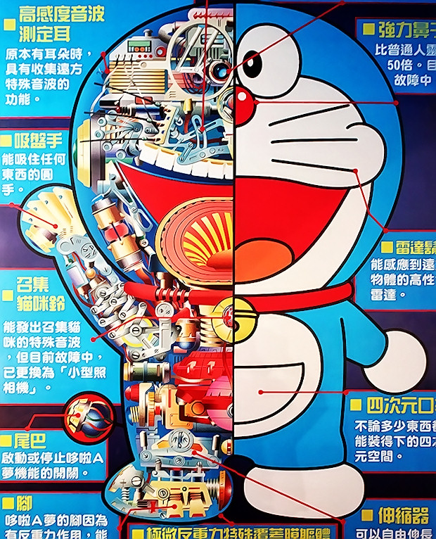 The World S Only Doraemon Park In Taiwan Shimworld