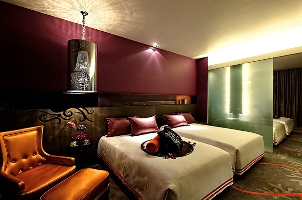 Luxurious accommodation at resorts world sentosa singapore for W hotel in room dining menu singapore