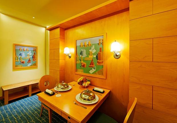 3) Hotel Michael - Room Interior