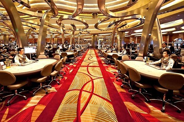 Casino floor 1