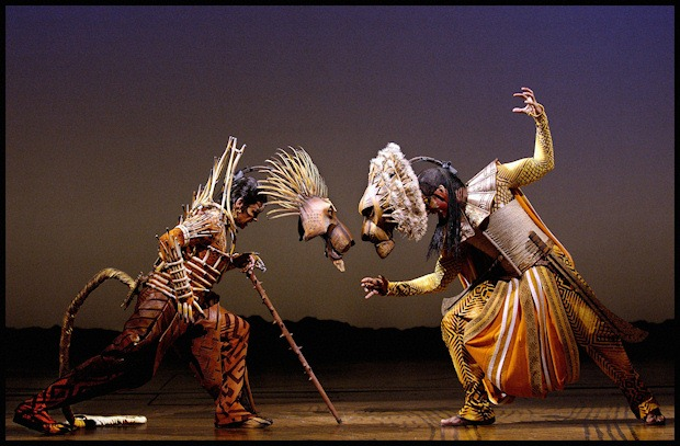 Musical Singapore Lion King Musical The Lion King Will