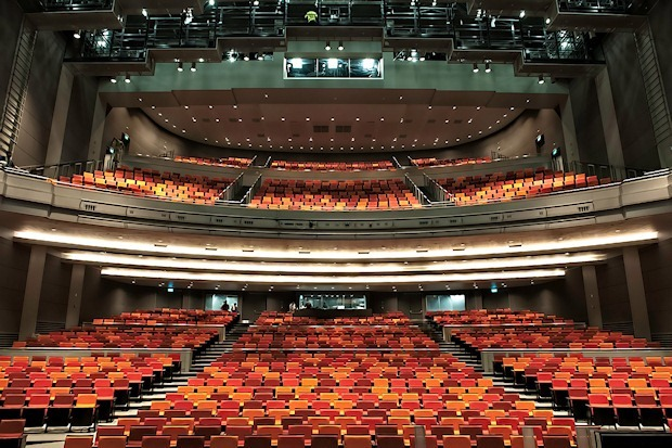 Sands Theater Interior