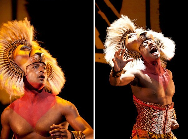 The Lion King_Press con