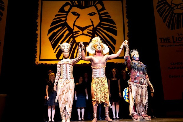 The Lion King_Press con_e
