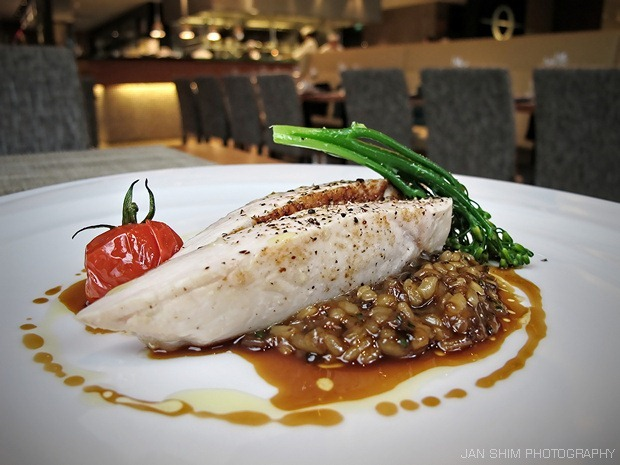 Osia serves modern australian cuisine at resorts world for Australian cuisine singapore