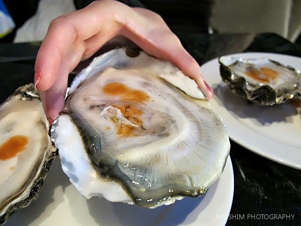 What makes oysters an aphrodisiac