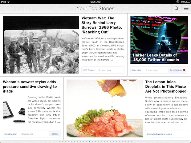 Zite-Top-Stories-Sashimi-2013