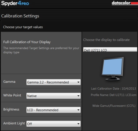 Spyder4Pro