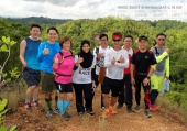 Brunei-Bukit-Shahbandar-hiking-shimworld