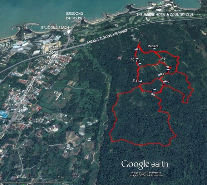 shimworld-brunei-bukit-shahbandar-google-map